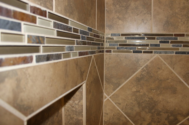Bathroom Remodel Strongsville OH 1 Traditional Tile Cleveland By C