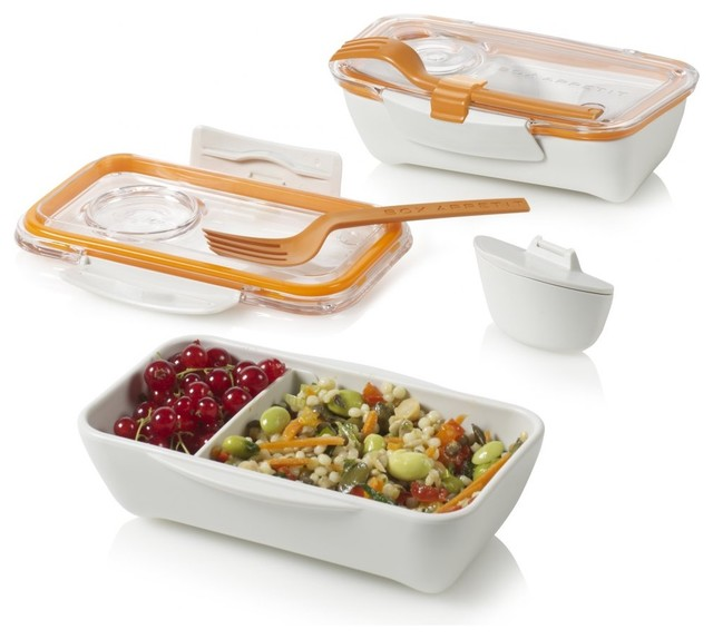 bento box contemporary lunch boxes and totes. Black Bedroom Furniture Sets. Home Design Ideas