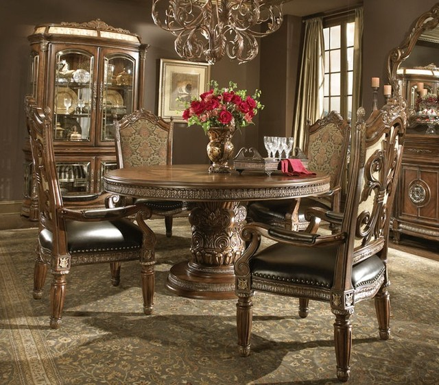 """Michael Amini"" Villa Valencia 5PC Dining Set"