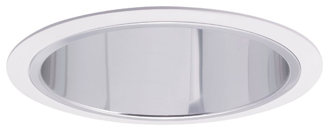"""6"""" Specular Reflector with Ring modern-recessed-lighting"""