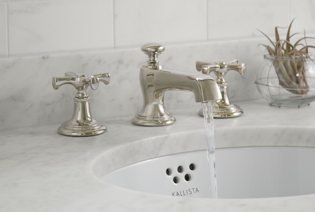 Bellis Collection By Kallista Traditional Bathroom Faucets And Showerheads Milwaukee By