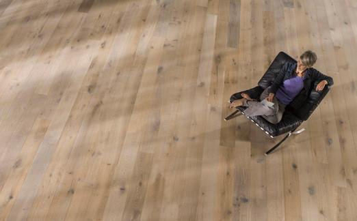 Nature's Beauty Hardwood Flooring contemporary-hardwood-flooring