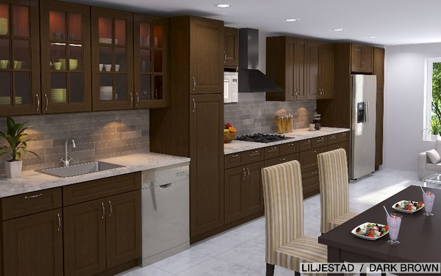 Ikea Kitchen Design Online Previous Projects contemporary-kitchen