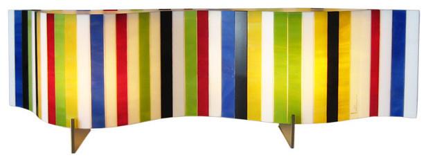 Arturo Alvarez - Vento Pop Short Table Lamp modern-table-lamps