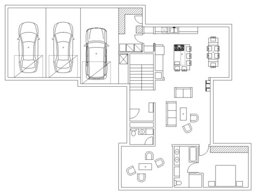 Review my design for 13x13 bedroom design