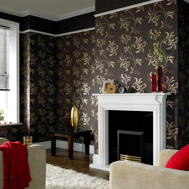 Modern Home Wallpaper Interior Design