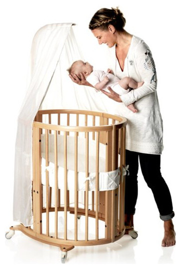 STOKKE SLEEPI Crib-Bed contemporary cribs