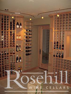 Rosehill Wine Cellars wine-cellar
