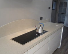 Mr & Mrs G modern kitchen countertops