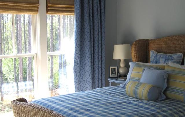 St. Joe's River Camps contemporary-bedroom