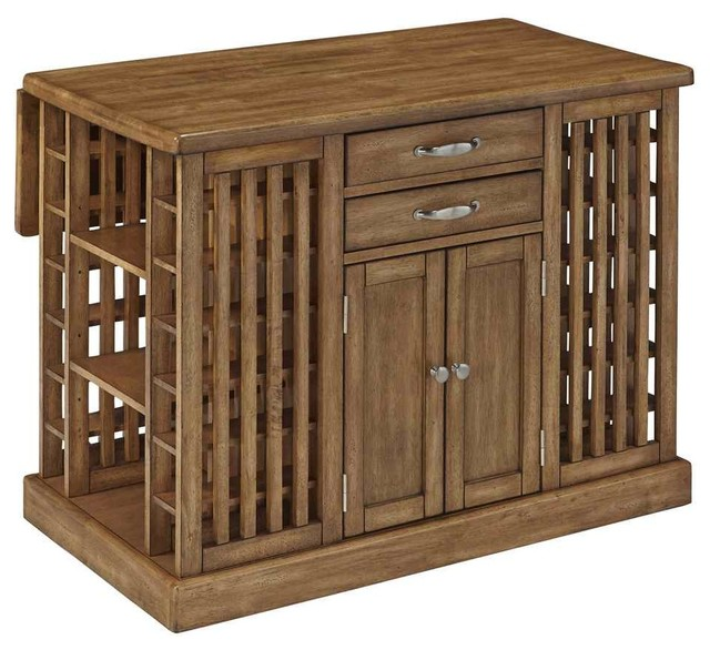 Kitchen Cabinet Organizers Pantry Storage: 2-Drawer Kitchen Island
