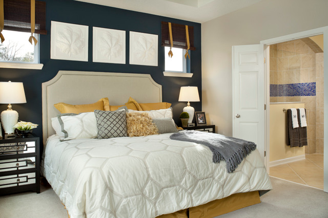 Evandale traditional-bedroom