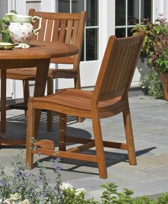 Yarmouth Side Chair traditional outdoor chairs