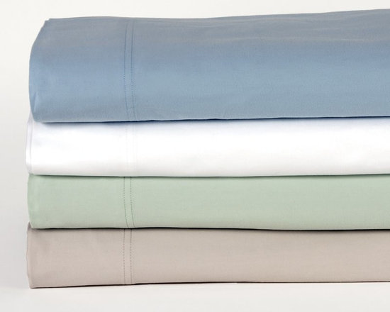 Outlast - 350 Thread Count Outlast Pillow Case - Blue - SA-350PCK-BLU - Shop for Pillowcases and Shams from Hayneedle.com! Soft and luxurious the 350 Thread Count Outlast Pillow Case - Blue also helps keep you cool at night allowing you to sleep comfortably without overheating. It's also machine washable for easy care.