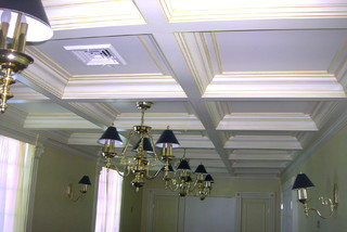 Coffered Ceilings - - - new york - by Tilton Coffered Ceilings