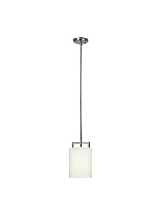 Hinkley Lighting 3207AN Mid Pendant Mini-Pendant Hampton Collection -