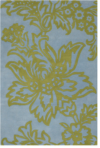 Chandra Amy Butler AMY13216 5' x 7'6 Area Rugs modern-rugs