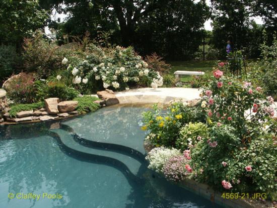 Beach Entrys pool