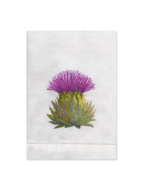 Artichoke Guest Towel -