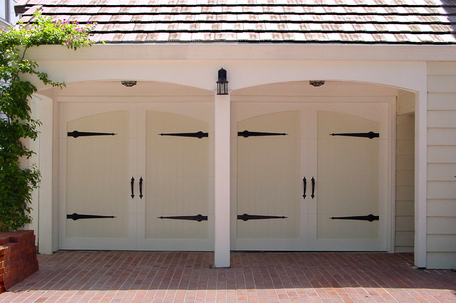 Carriage House Painted Garage Doors Modern And Openers San Diego By