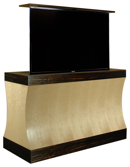 Motorized Tv Lift Cabinet Us Made Cascade Tv Lift Cabinet