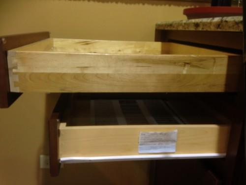 Merillat classic cabinet