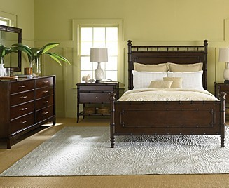 martha stewart with bernhardt bali coast bedroom collection bedroom collection. Black Bedroom Furniture Sets. Home Design Ideas