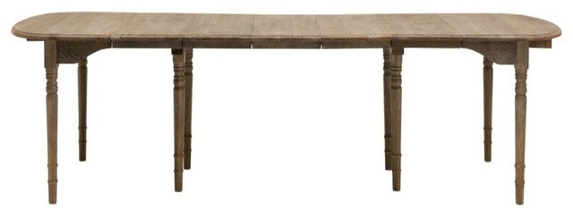Country Style Maison Extension Dining Table Country Dining Tables