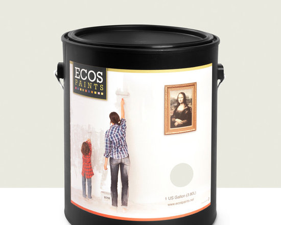 Imperial Paints - Interior Semi-Gloss Trim & Furniture Paint, Almost White - Overview: