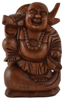 Laughing Buddha asian-garden-sculptures