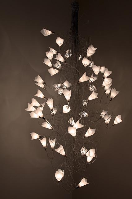 Hyacinth light fixture - Modern - Chandeliers - toronto ...