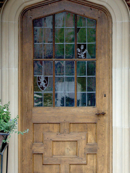 Historic English Door -