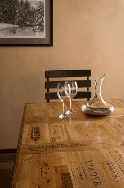 Wine Crate Products bar-tables