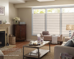 Good Housekeeping™ Roman Shades traditional-roman-blinds