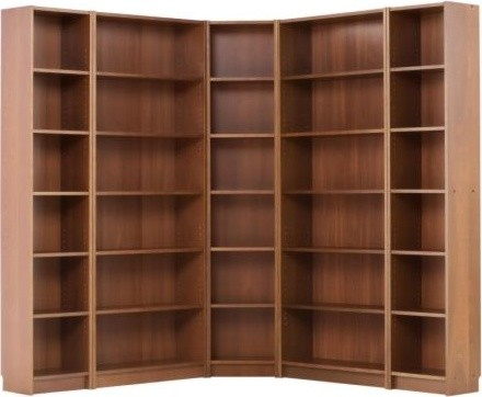 BILLY Corner combination - Scandinavian - Bookcases - by IKEA