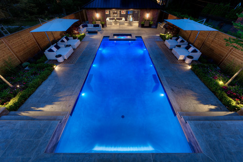 Nice size lap pool what are the dimensions and price for Lap pool dimensions