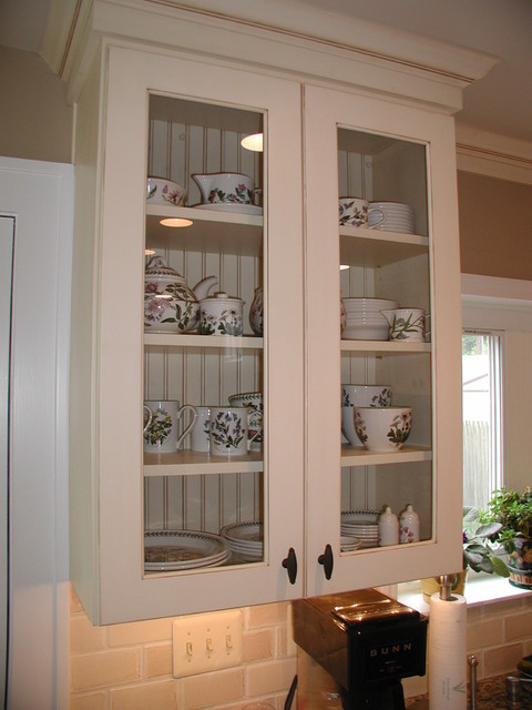 Cabinet details & specialty cabinets - Traditional - Kitchen Cabinetry - detroit - by Woodmaster ...