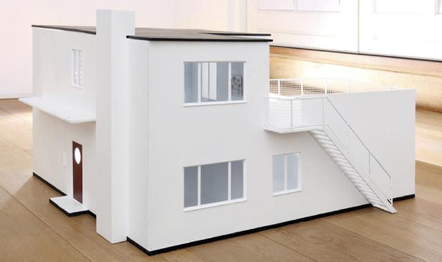 Arne Jacobsen 1:16 Dollhouse modern-kids-toys-and-games
