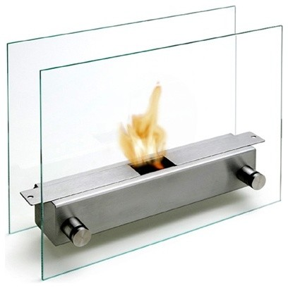 Carl Mertens Apollo Tabletop fireplace modern-fireplaces