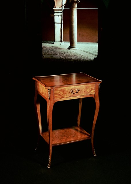 Epoch style (Transition period) side table Mod. VENICE traditional-side-tables-and-end-tables