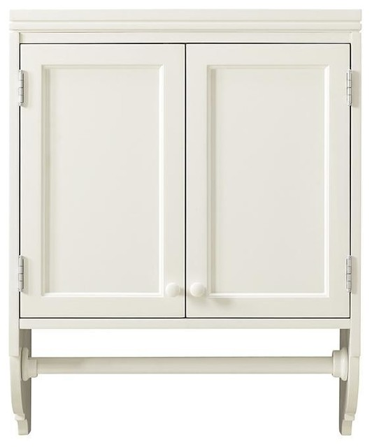 Martha Stewart Living™ Laundry Storage Wall-Mounted Cabinet withRemovable C - Traditional ...