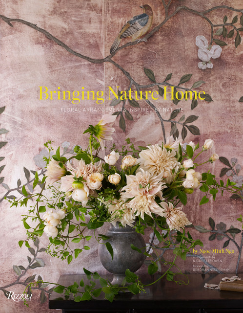 Bringing nature home floral arrangements inspired by
