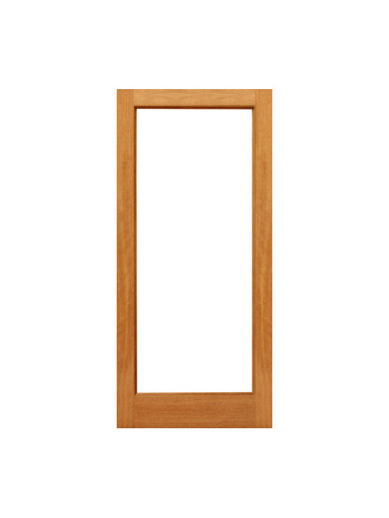 "1-lite Patio Brazilian Mahogany IG Glass Single Door - SKU#    1-lite-Ext-1Brand    AAWDoor Type    FrenchManufacturer Collection    Mahogany French DoorsDoor Model    Door Material    WoodWoodgrain    MahoganyVeneer    Price    350Door Size Options    24"" x 80"" (2'-0"" x 6'-8"")  $028"" x 80"" (2'-4"" x 6'-8"")  $030"" x 80"" (2'-6"" x 6'-8"")  +$1032"" x 80"" (2'-8"" x 6'-8"")  +$2036"" x 80"" (3'-0"" x 6'-8"")  +$2024"" x 84"" (2'-0"" x 7'-0"")  +$3028"" x 84"" (2'-4"" x 7'-0"")  +$3030"" x 84"" (2'-6"" x 7'-0"")  +$3032"" x 84"" (2'-8"" x 7'-0"")  +$4036"" x 84"" (3'-0"" x 7'-0"")  +$4024"" x 96"" (2'-0"" x 8'-0"")  +$6028"" x 96"" (2'-4"" x 8'-0"")  +$6030"" x 96"" (2'-6"" x 8'-0"")  +$7032"" x 96"" (2'-8"" x 8'-0"")  +$8036"" x 96"" (3'-0"" x 8'-0"")  +$80Core Type    SolidDoor Style    Door Lite Style    Full Lite , 1 LiteDoor Panel Style    Ovolo StickingHome Style Matching    Craftsman , Colonial , Cape Cod , VictorianDoor Construction    Engineered Stiles and RailsPrehanging Options    Prehung , SlabPrehung Configuration    Single DoorDoor Thickness (Inches)    1.75Glass Thickness (Inches)    1/2Glass Type    Double GlazedGlass Caming    Glass Features    Insulated , Tempered , low-E , Beveled , DualGlass Style    Clear , White LaminatedGlass Texture    Clear , White LaminatedGlass Obscurity    No Obscurity , High ObscurityDoor Features    Door Approvals    FSCDoor Finishes    Door Accessories    Weight (lbs)    340Crating Size    25"" (w)x 108"" (l)x 52"" (h)Lead Time    Slab Doors: 7 daysPrehung:14 daysPrefinished, PreHung:21 daysWarranty    1 Year Limited Manufacturer WarrantyHere you can download warranty PDF document."