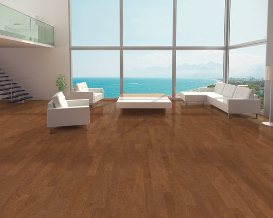 Cork floors -
