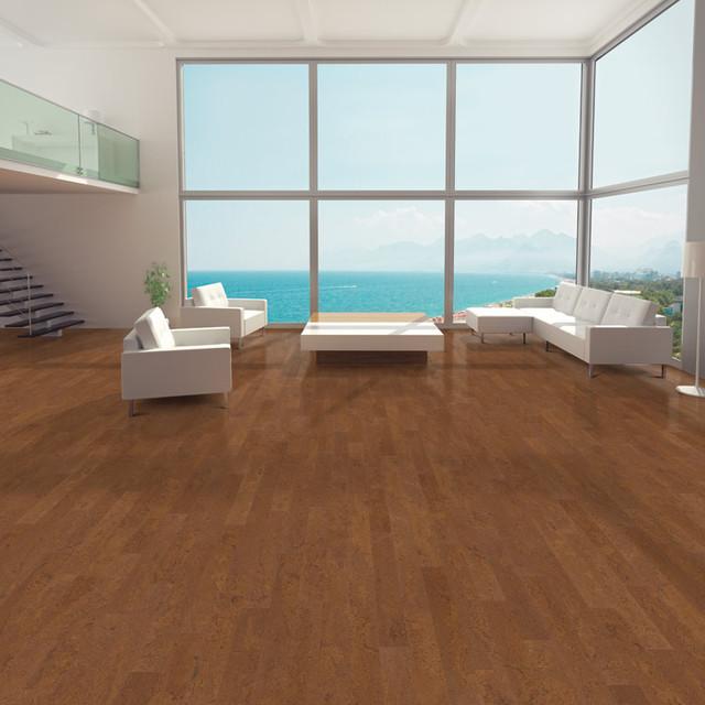 Cork floors contemporary-flooring