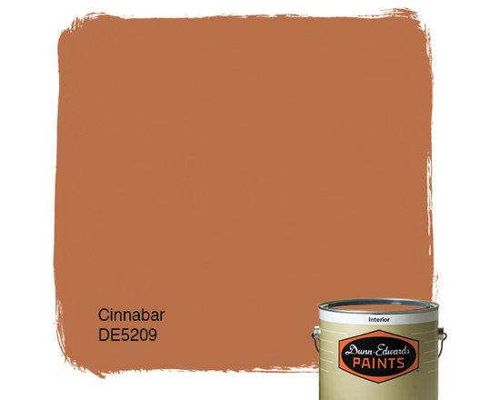 Dunn-Edwards Paints Cinnabar DE5209 -