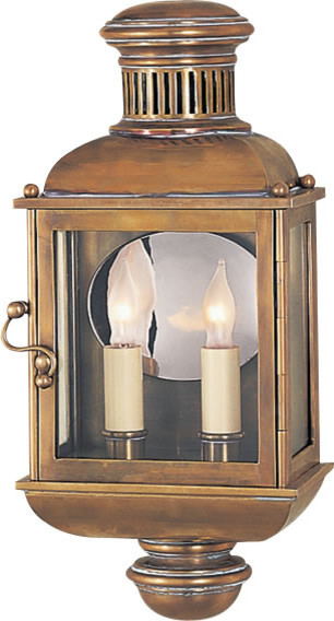 Classic Carriage Lantern Custom Handforged Eriod