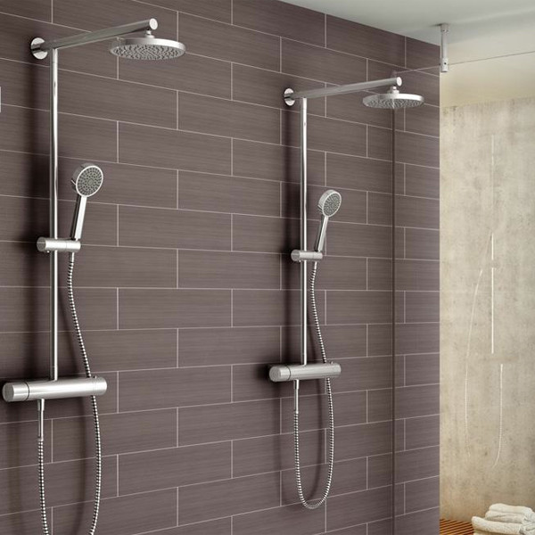 Aquabrass Shower Fixtures