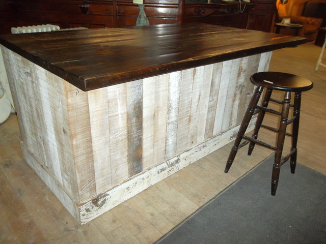 Custom Kitchen Island Rustic Toronto By The Timeless