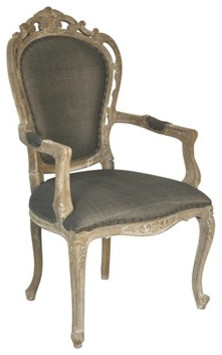 Otis Arm Chair contemporary-dining-chairs